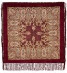 Павловопосадский платок «Сады Шираза» (Арт. 855-7)