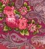 Павловопосадский платок «Сон бабочки» (Арт. 1463-4)