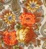 Павловопосадский платок «Сон бабочки» (Арт. 1463-3)