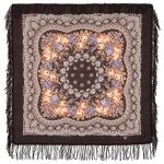 Павловопосадский платок «Нежный вечер» (Арт. 1195-17)