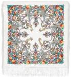 Павловопосадский платок «Милый друг» (Арт. 1345-2)