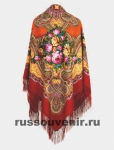 Павловопосадский платок ( Арт. PP-28 )