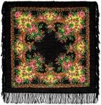 Павловопосадский платок «Вечерняя заря» (Арт. 1264-18)