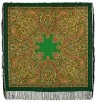 Павловопосадский платок «Восточный калейдоскоп» (Арт. 1402-10)