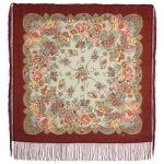 Павловопосадский платок «Песня Леля» (Арт. 1577-4)