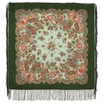Павловопосадский платок «Песня Леля» (Арт. 1577-9)