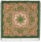 Павловопосадский платок «Сказочные мотивы» (Арт. 1580-9)