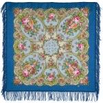 Павловопосадский платок «Нежные объятия» (Арт. 1641-13)