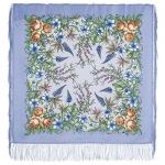 Павловопосадский платок «Весеннее путешествие» (Арт. 1604-15)