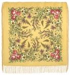 Павловопосадский платок «Весеннее путешествие» (Арт. 1604-2)