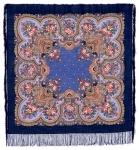 Павловопосадский платок «Душевный разговор» (Арт. 1113-14)