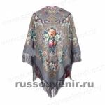 Павловопосадский платок ( Арт. PP-18 )