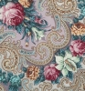 Павловопосадский платок «Тайна сердца» (Арт. 1437-1)