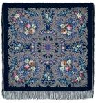 Павловопосадский платок «Тайна сердца» (Арт. 1437-14)