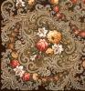 Павловопосадский платок «Тайна сердца» (Арт. 1437-17)