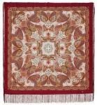 Павловопосадский платок «Капельки счастья» (Арт. 1547-7)