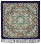 Павловопосадский платок «Капельки счастья» (Арт. 1547-13)