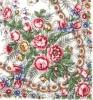 Павловопосадский платок «Весеннее утро» (Арт. 555-1)
