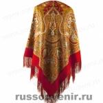 Павловопосадский платок ( Арт. PP-32 )
