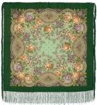 Павловопосадский платок «Кумушка» (Арт. 1453-9)