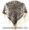 Павловопосадский платок «Русское золото» (Арт. 529-5)