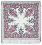Павловопосадский платок «Рококо» (Арт. 1316-1)