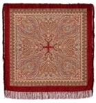 Павловопосадский платок «Лучезарный» (Арт. 665-5)