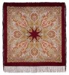 Павловопосадский платок «Февраль» (Арт. 715-7)
