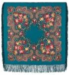 Павловопосадский платок «Незнакомка» (Арт. 779-11)