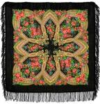 Павловопосадский платок «Вечерок» (Арт. 685-18)