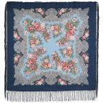 Павловопосадский платок «Румянец» (Арт. 1540-14)