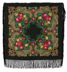 Павловопосадский платок «Незнакомка» (Арт. 779-18)