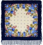 Павловопосадский платок «Варенька» (Арт. 1317-14)