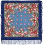 Павловопосадский платок «Южанка» (Арт. 1387-13)