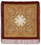 Павловопосадский платок «Созерцание» (Арт. 1157-17)