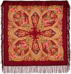 Павловопосадский платок «Вечерок» (Арт. 685-4)