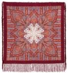Павловопосадский платок «Созерцание» (Арт. 1157-7)
