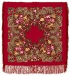 Павловопосадский платок «Незнакомка» (Арт. 779-5)