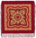 Павловопосадский платок «Романтика» (Арт. 1381-5)