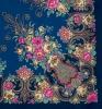 Павловопосадский платок «Рококо» (Арт. 1316-14)