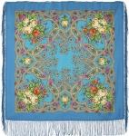 Павловопосадский платок «Марья-искусница» (Арт. 1606-13)