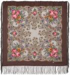 Павловопосадский платок «Марья-искусница» (Арт. 1606-16)