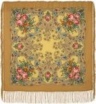 Павловопосадский платок «Марья-искусница» (Арт. 1606-2)