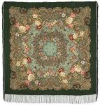 Павловопосадский платок «Бал-маскарад» (Арт. 982-9)