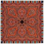 Павловопосадский платок «Татьяна» (Арт. 1564-1)