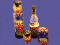 Футляр для водки (Арт. F05-4)