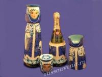 Футляр для шампанского ( Арт. МС - 151 )