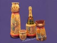 Футляр для шампанского ( Арт. МС - 154 )