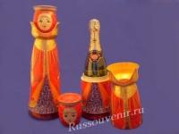 Футляр для шампанского ( Арт. МС -153 )
