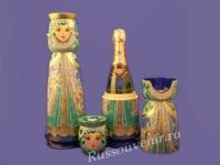 Футляр для шампанского (Арт. МС - 162 )
